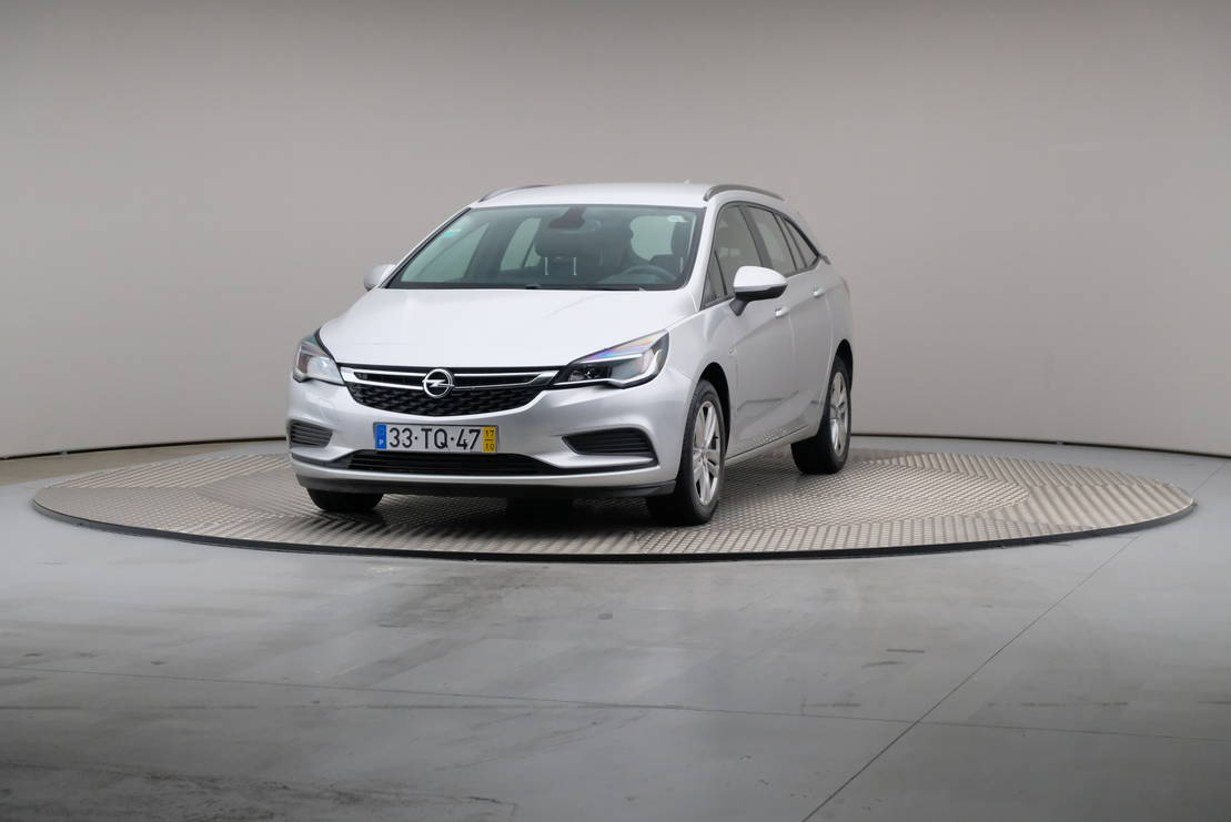 Opel Astra ST 1.6 CDTI Dynamic S/S, 360-image34