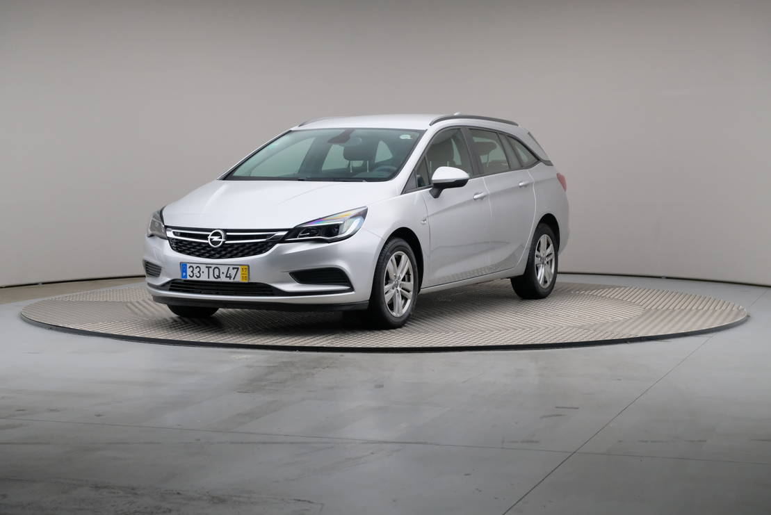 Opel Astra ST 1.6 CDTI Dynamic S/S, 360-image35