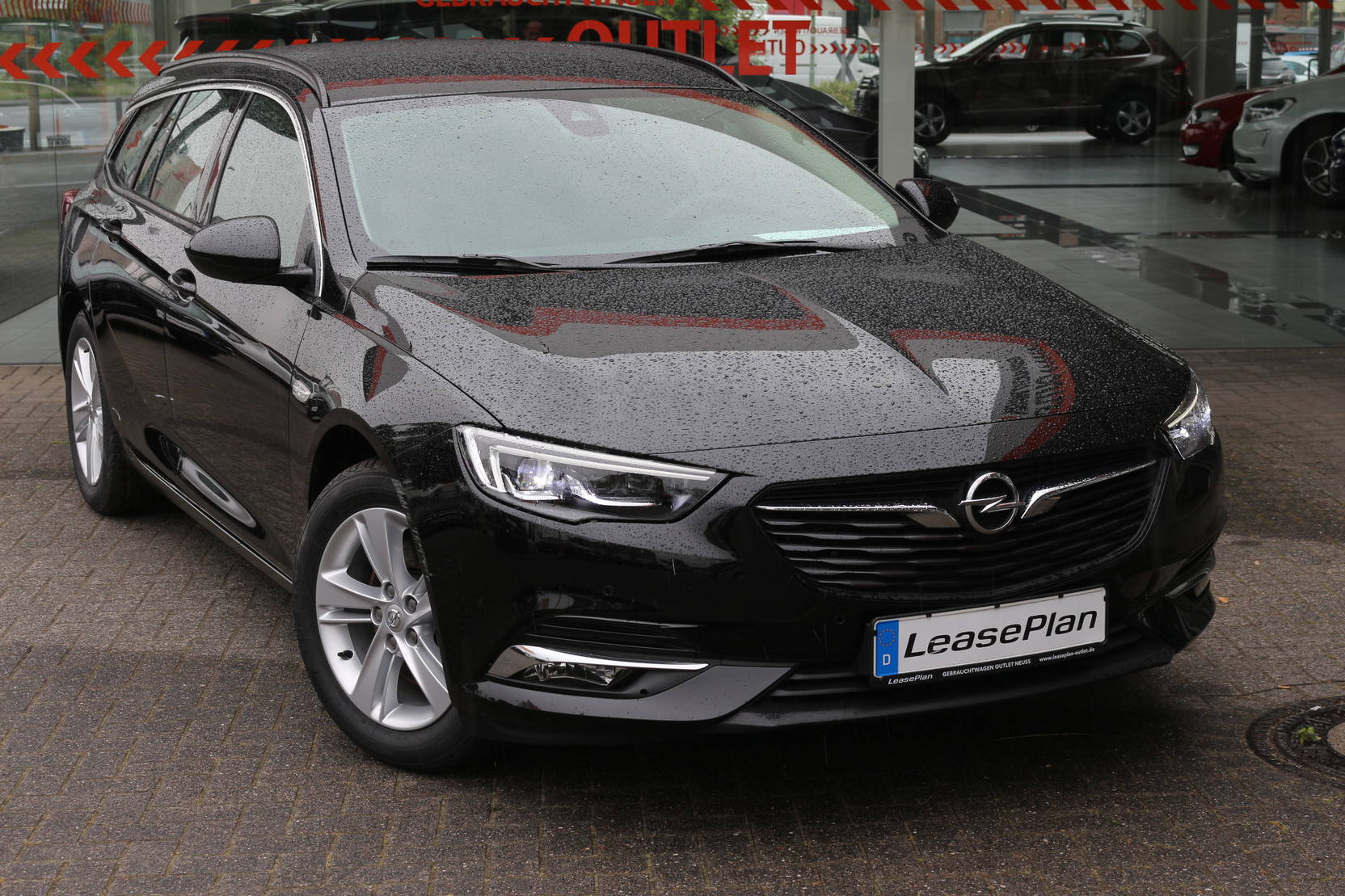 Opel Insignia Sports Tourer 2.0 Diesel Edition (691527) detail1