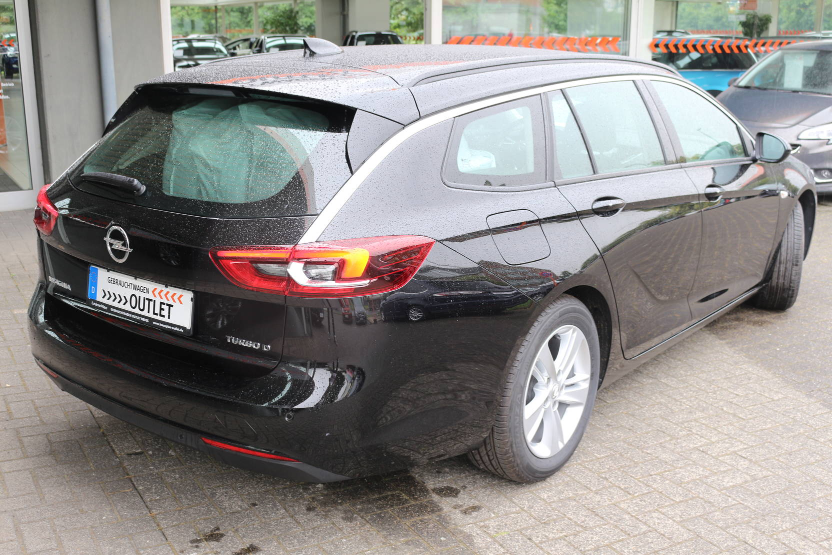 Opel Insignia Sports Tourer 2.0 Diesel Edition (691527) detail2