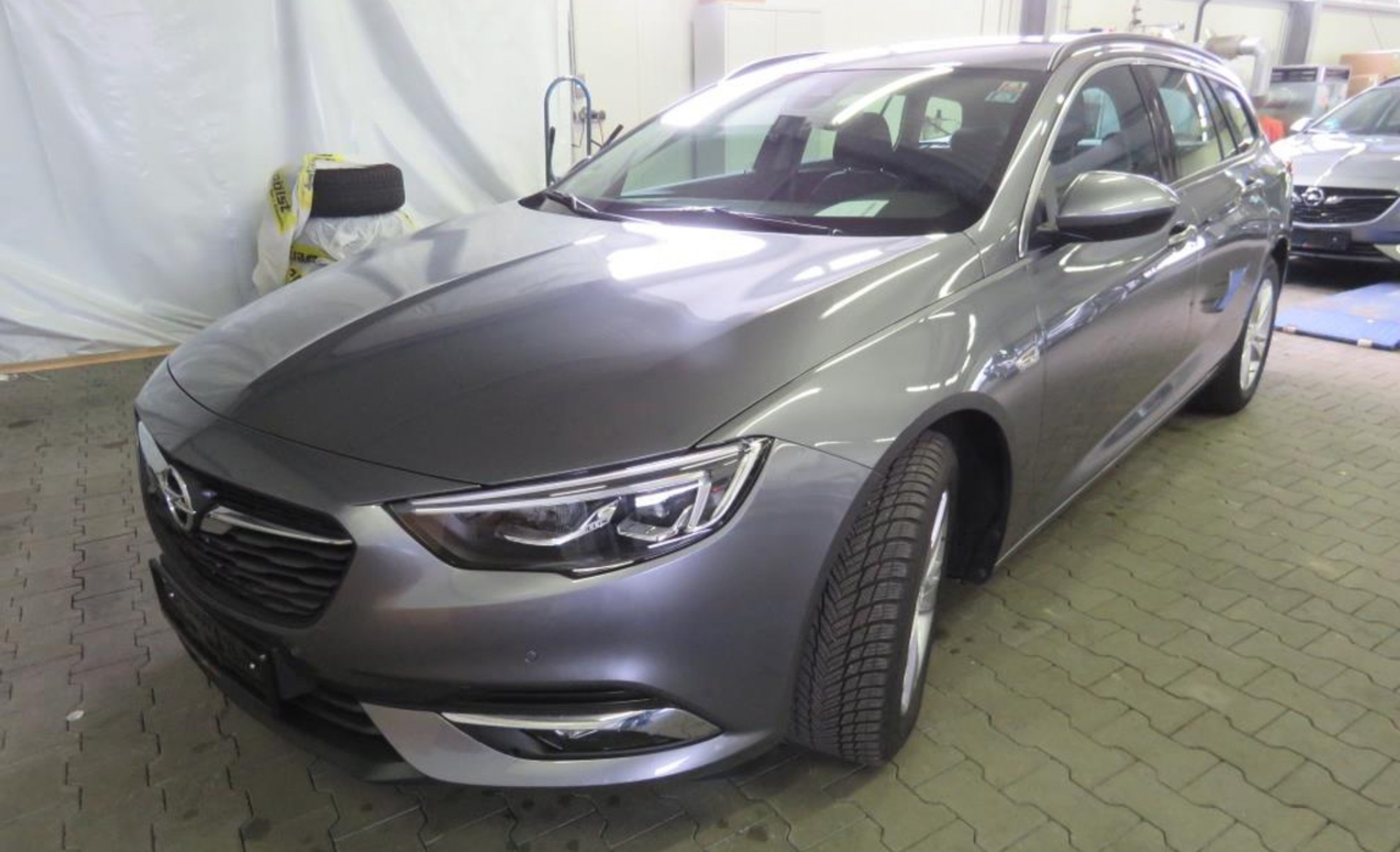 Opel Insignia Sports Tourer 2.0 Diesel, Edition (691401) detail1