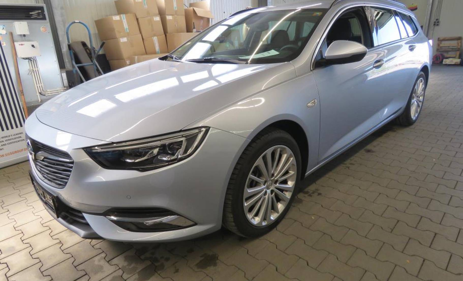 Opel Insignia Sports Tourer 20 Diesel Edition 712690 Cars 2018 Detail1