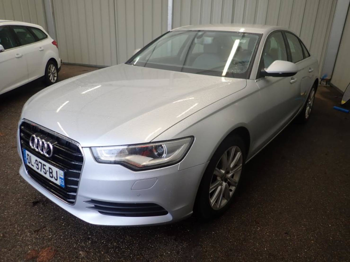 Audi A6 2.0 TDI DPF ultra 190, Ambition Luxe S Tronic A detail1