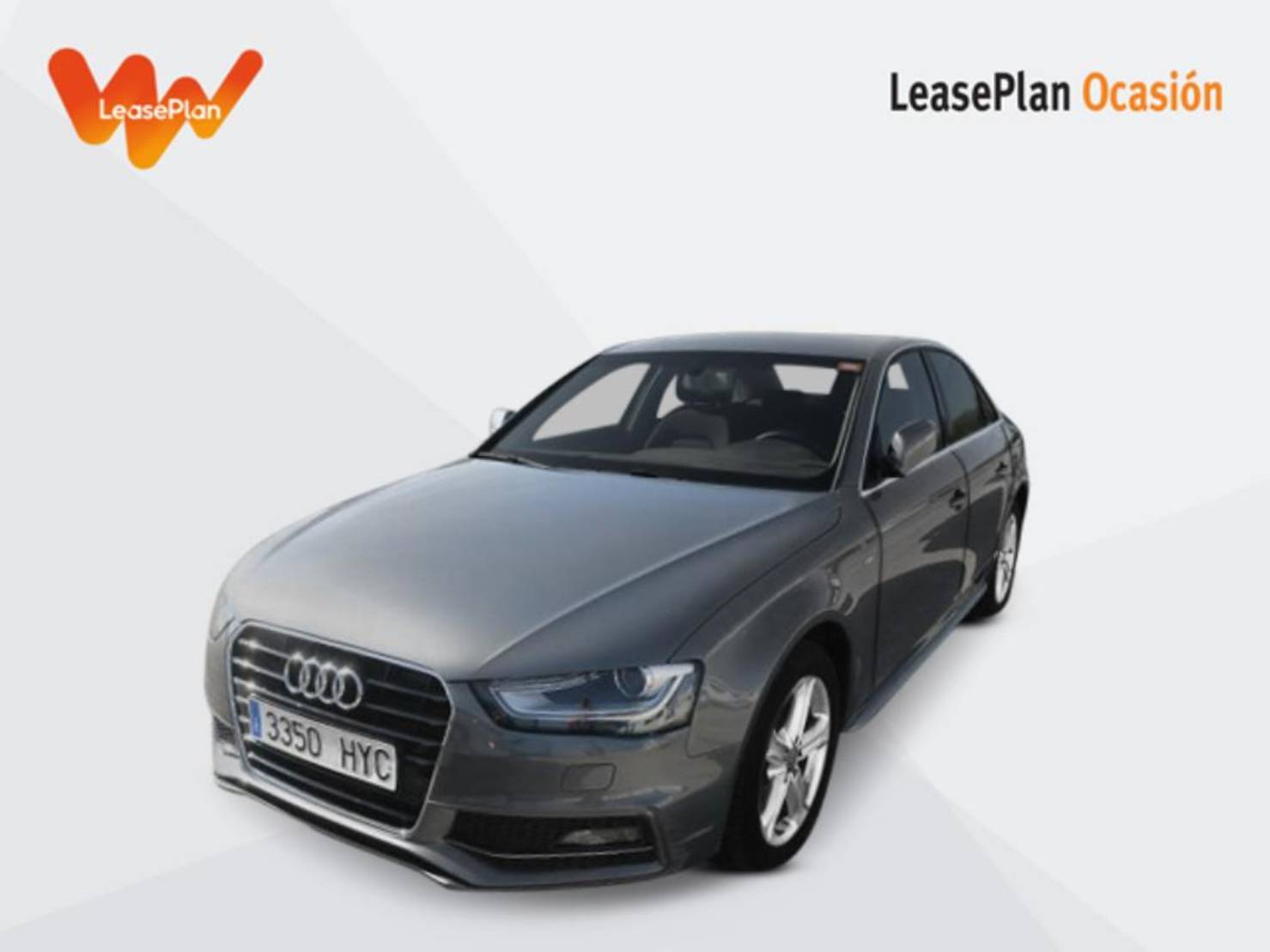 Audi A4 A4 2.0TDI DPF S line edition Mult. 150, S line edition detail2