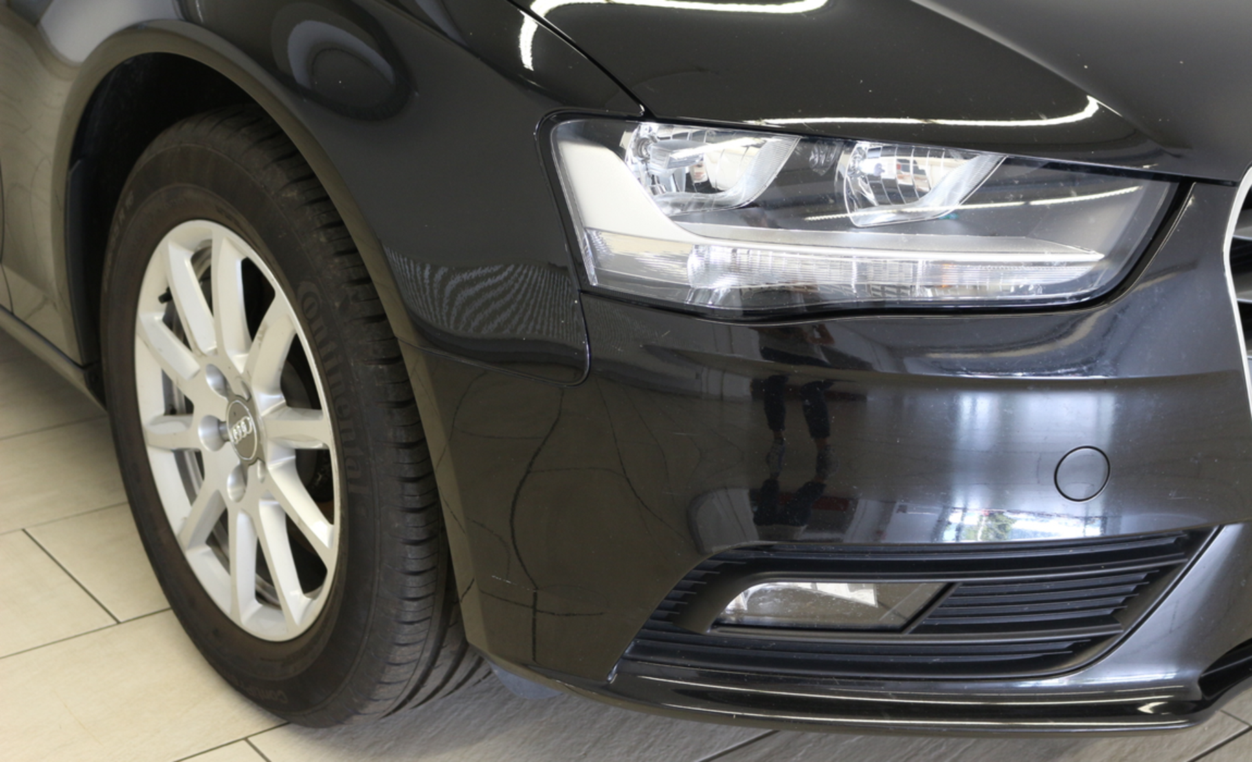 Audi A4 Avant 2.0 TDI DPF Attraction (523482) detail2