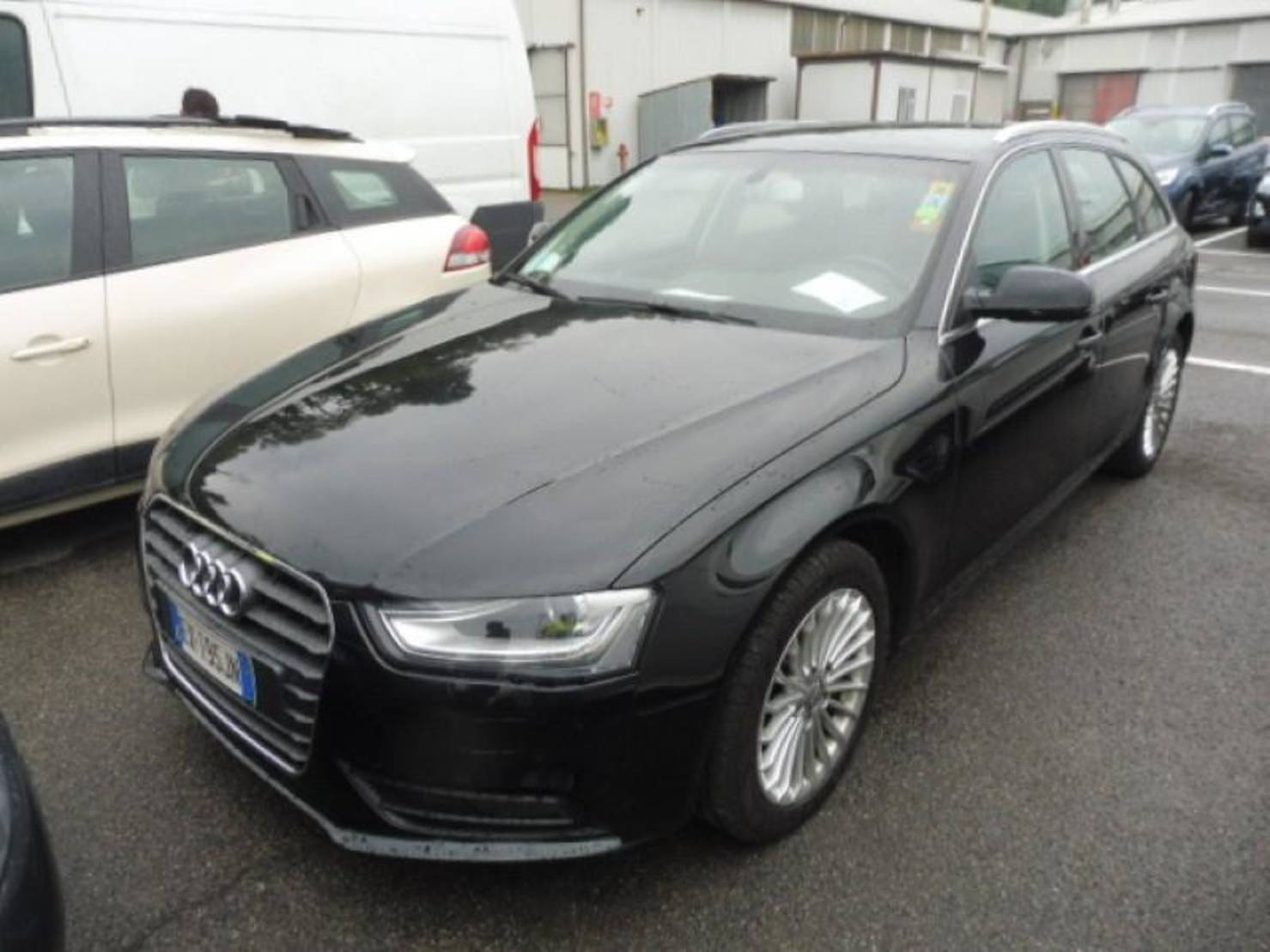 Audi A4 Avant 2.0 Tdi 130kw Multitronic Business Plus detail1