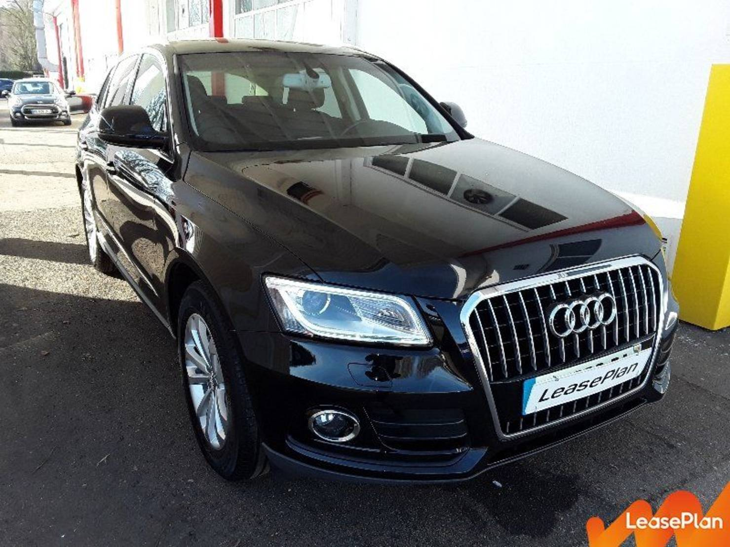 Audi Q5 2.0 TDI Ultra Clean Diesel 150, Ambition Luxe detail1