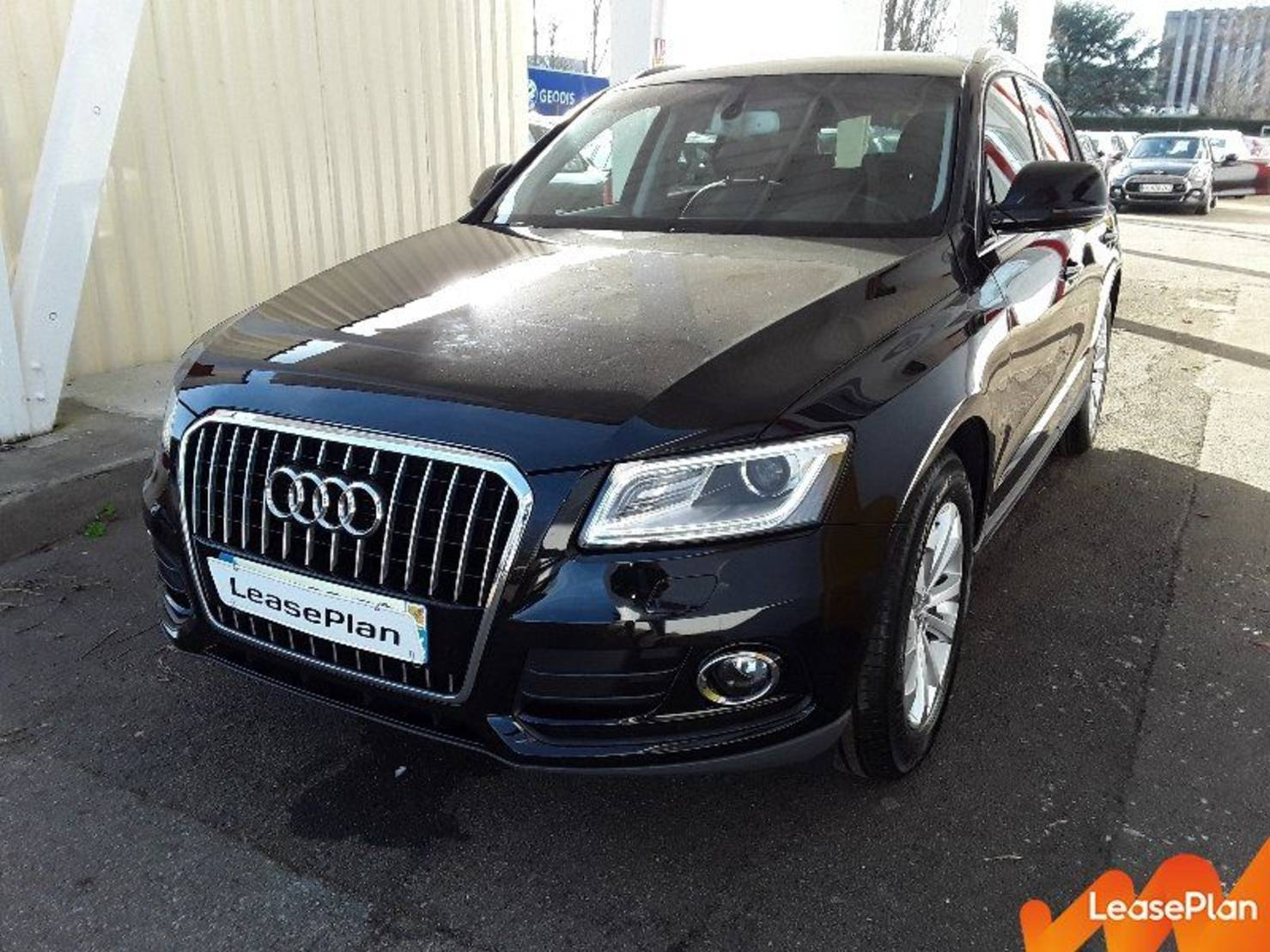 Audi Q5 2.0 TDI Ultra Clean Diesel 150, Ambition Luxe detail2