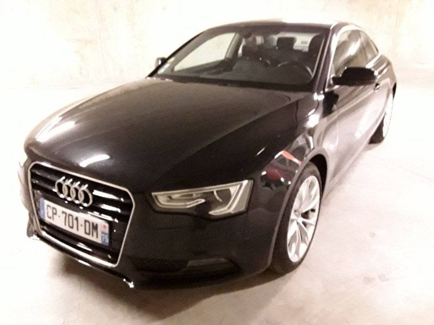 Audi A5 COUPE 3.0 TDI MULTITRONIC AMBITION LUXE detail1