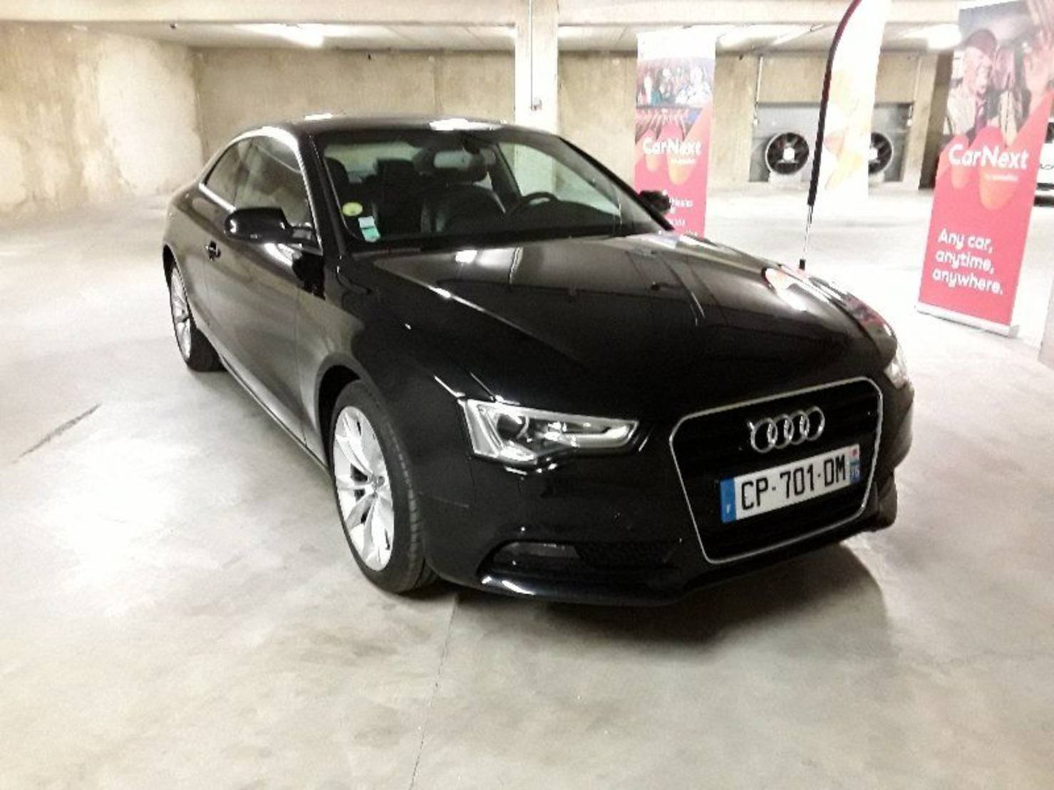 Audi A5 COUPE 3.0 TDI MULTITRONIC AMBITION LUXE detail2