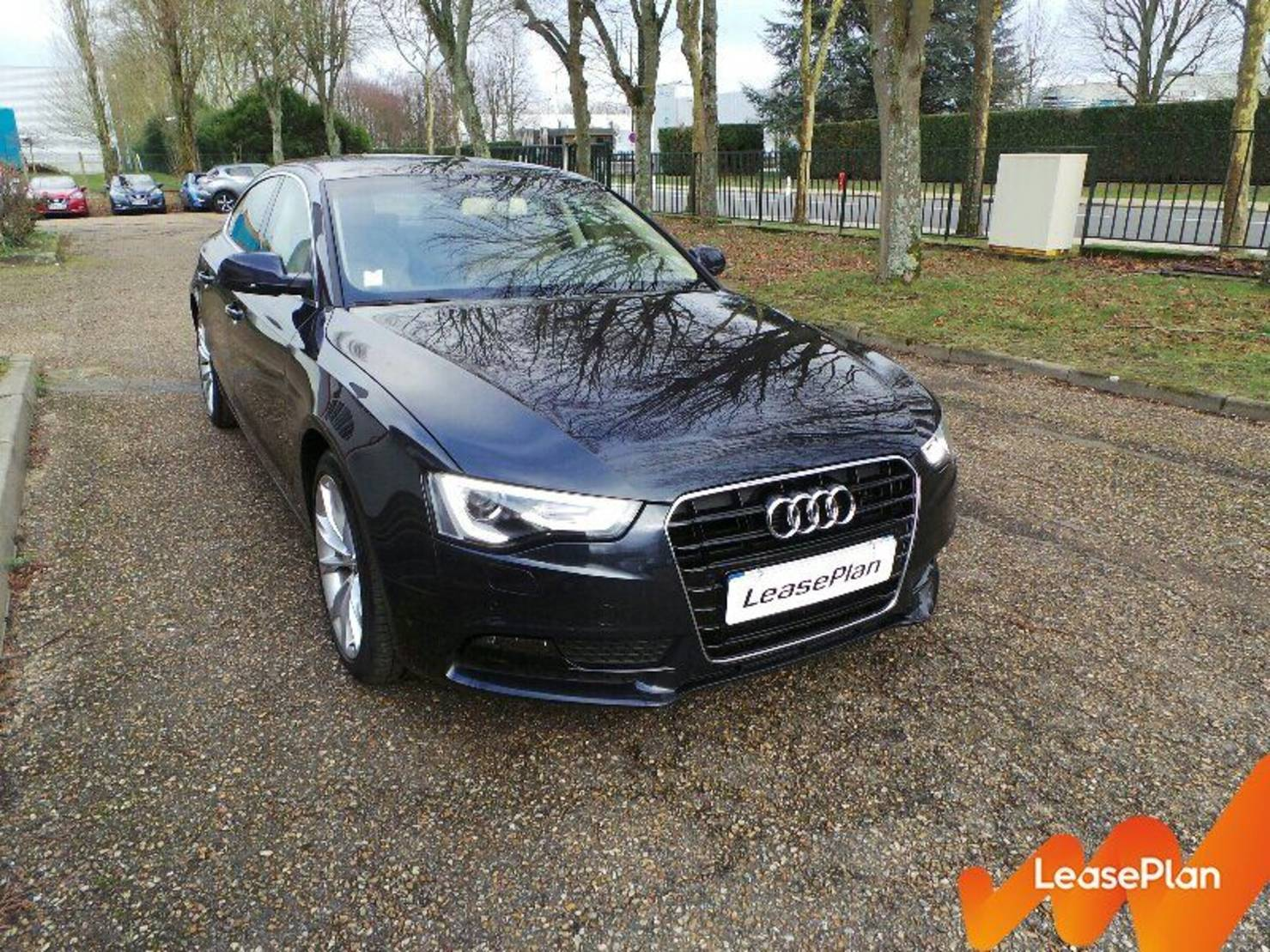 Audi A5 2.0 TDI 150 Clean Diesel, Ambition Luxe Multitronic A detail1