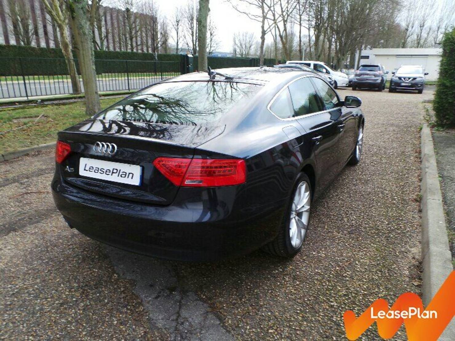 Audi A5 2.0 TDI 150 Clean Diesel, Ambition Luxe Multitronic A detail2