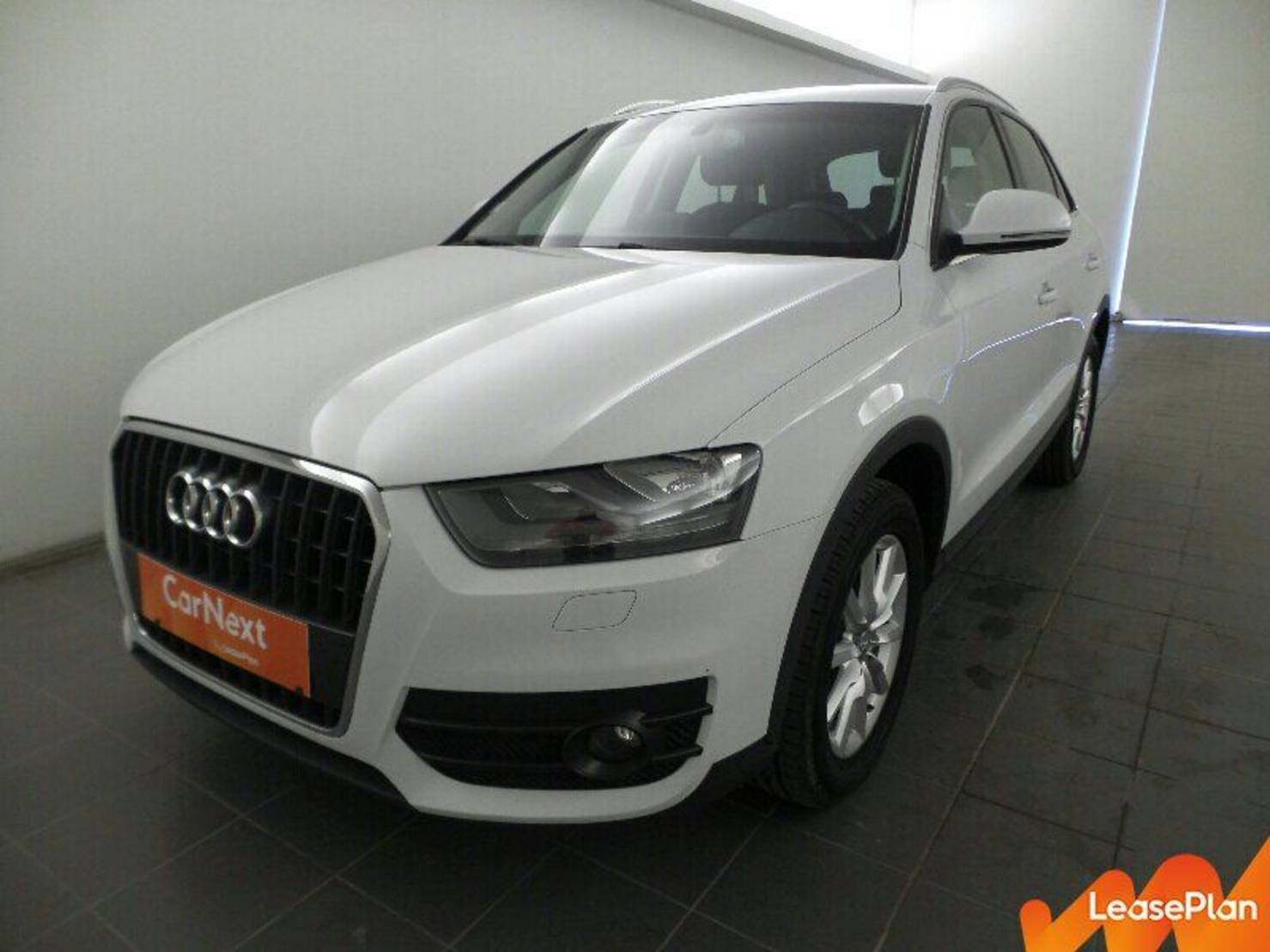 Audi Q3 2.0 TDI 140 ch, Business line detail1