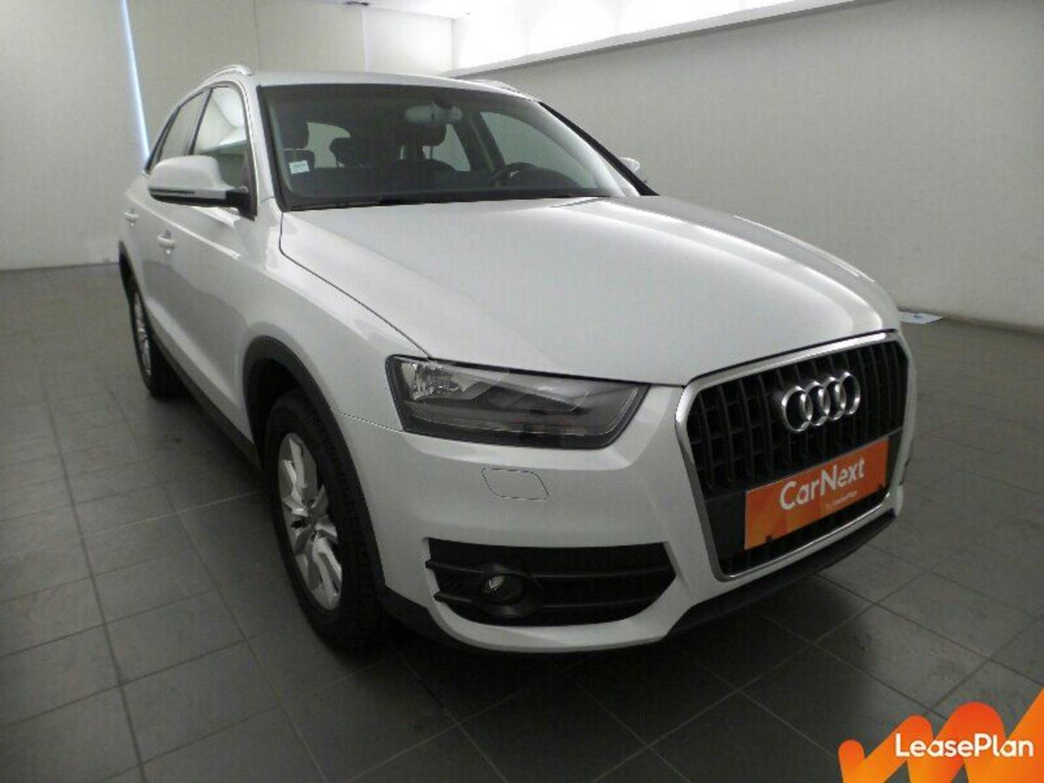 Audi Q3 2.0 TDI 140 ch, Business line detail2