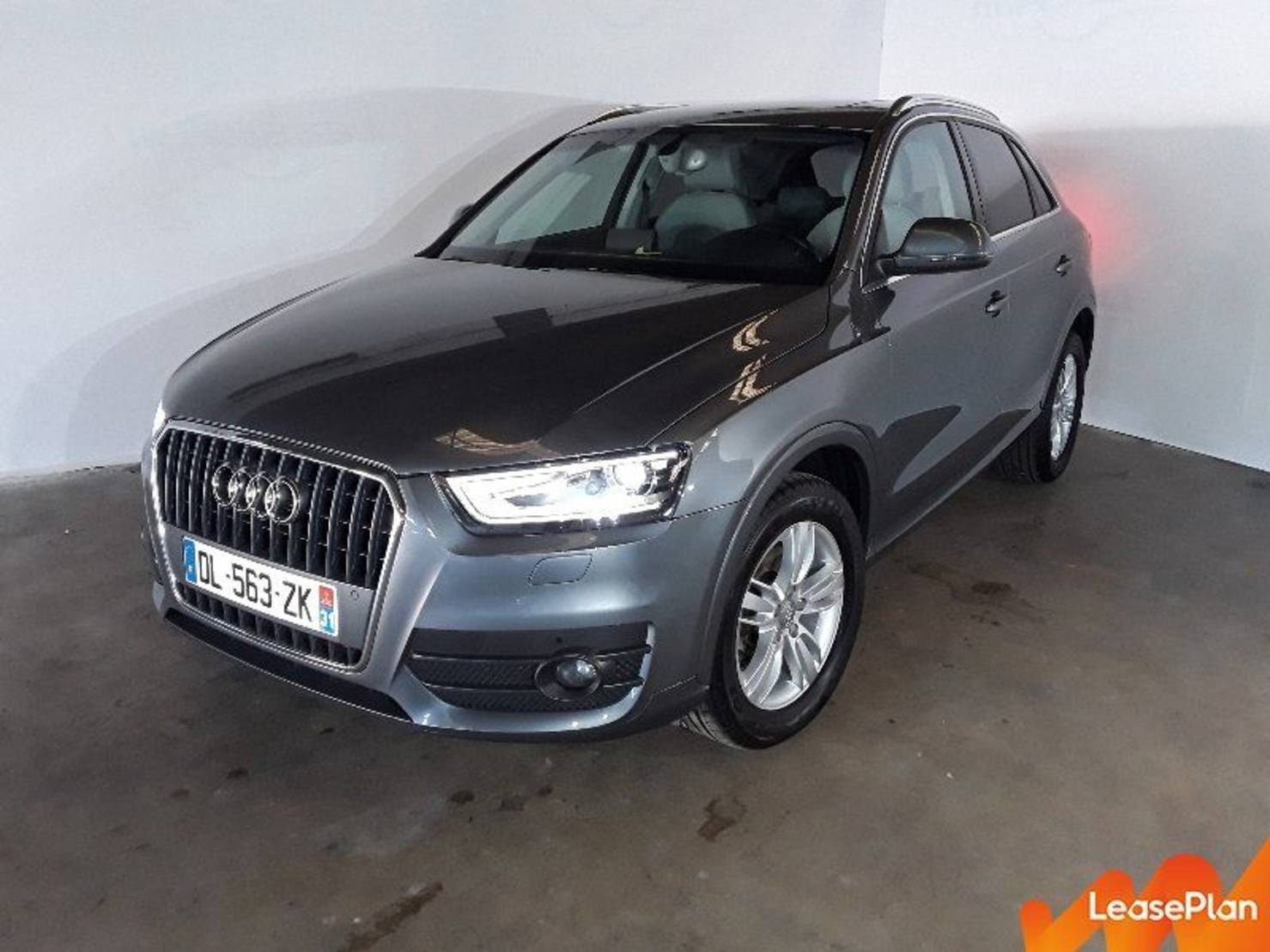 Audi Q3 2.0 TDI 140 ch, Ambition Luxe detail1