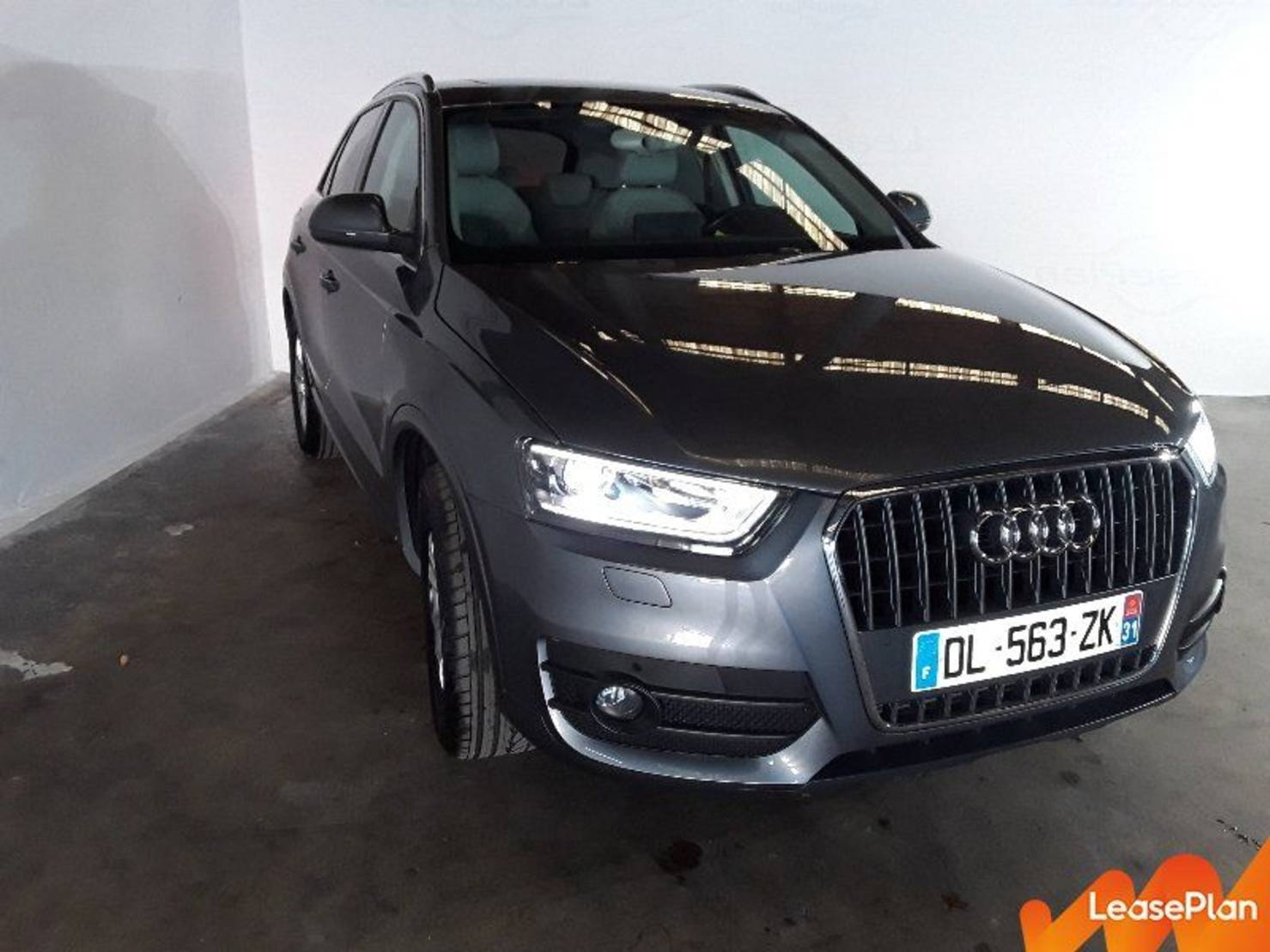 Audi Q3 2.0 TDI 140 ch, Ambition Luxe detail2