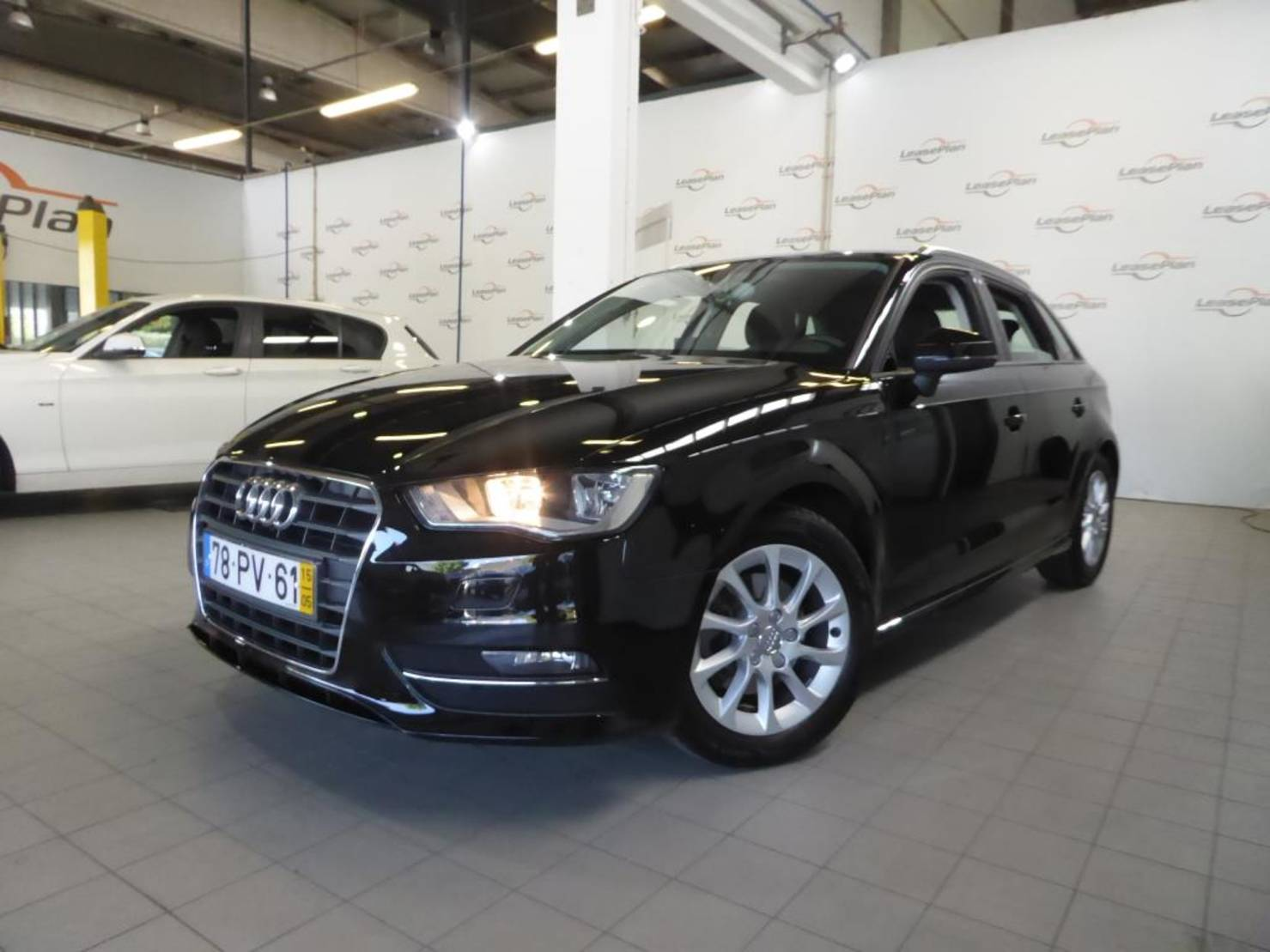 Audi A3 1.6 TDI Sportback ultra, Attraction detail1