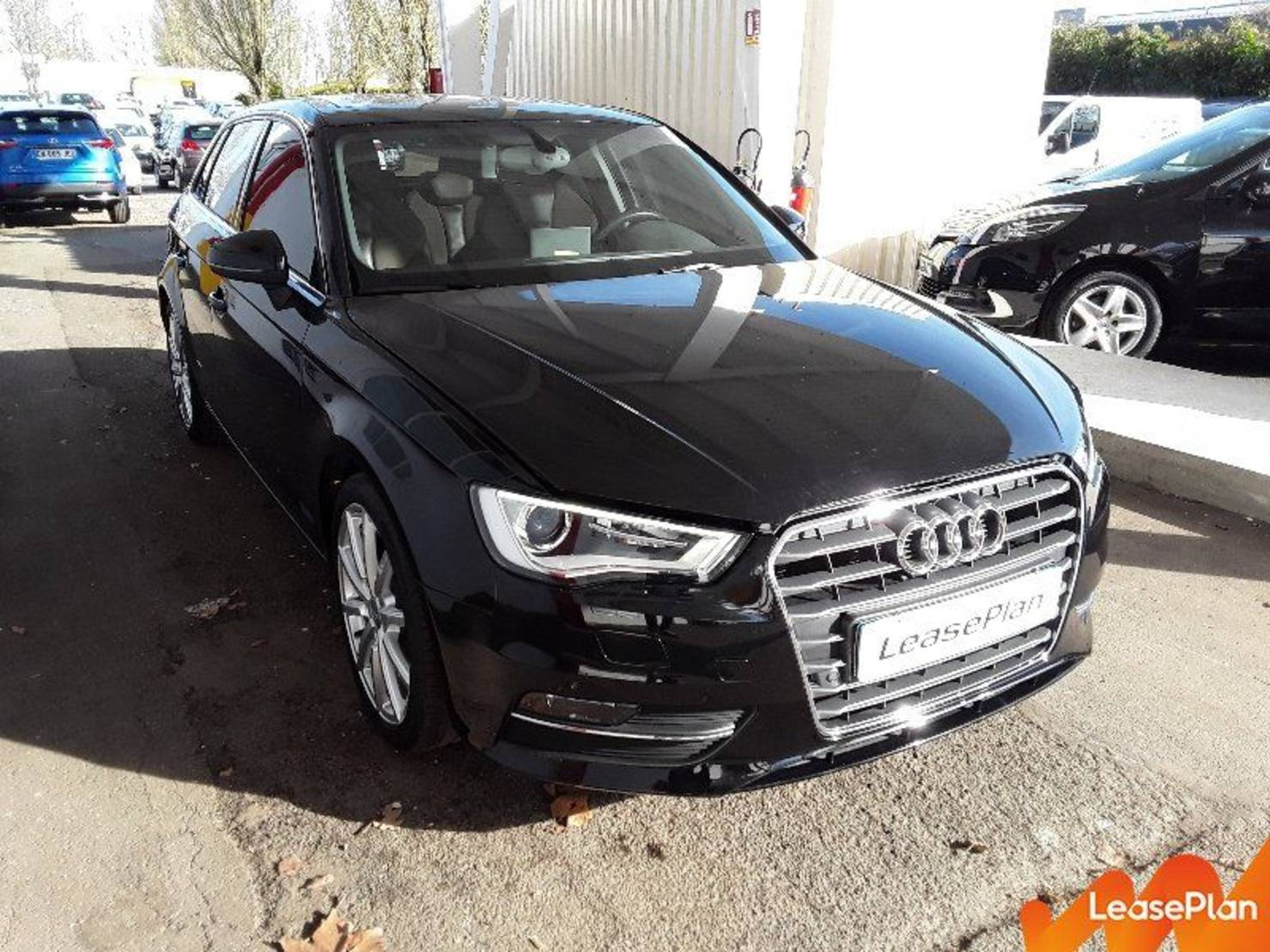 Audi A3 Sportback 1.6 TDI 110, Ambition Luxe detail1
