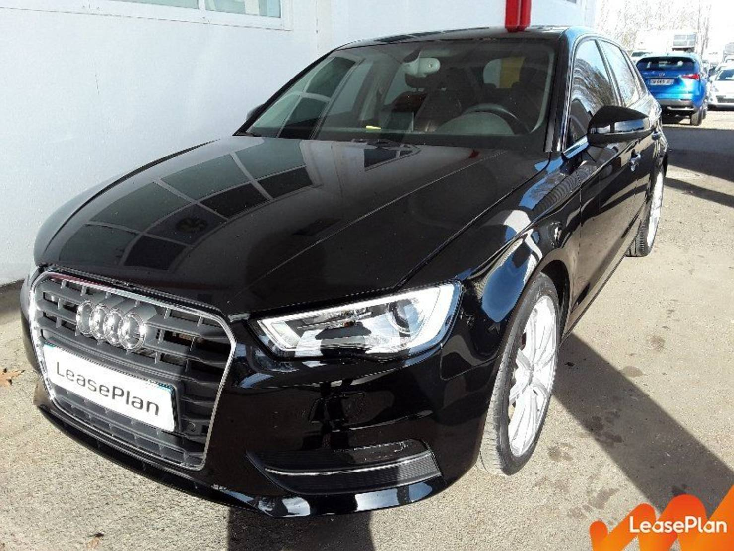 Audi A3 Sportback 1.6 TDI 110, Ambition Luxe detail2