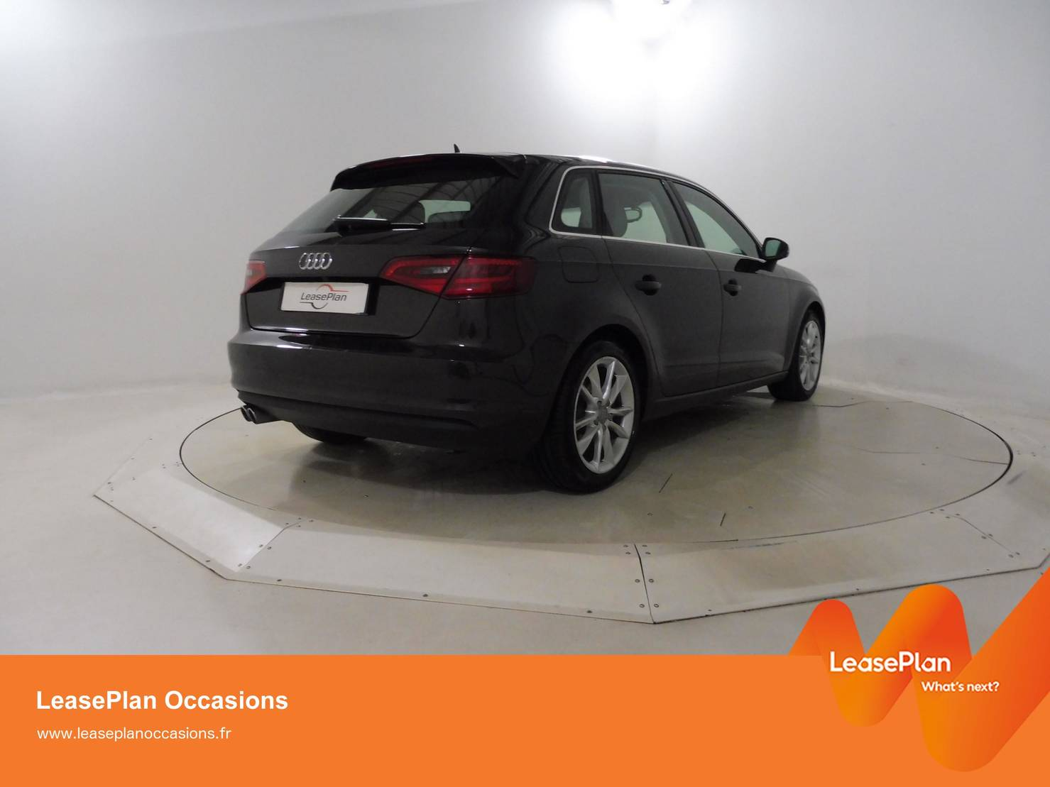 Audi A3 2.0 TDI 150, Ambition Luxe S tronic 6 detail2