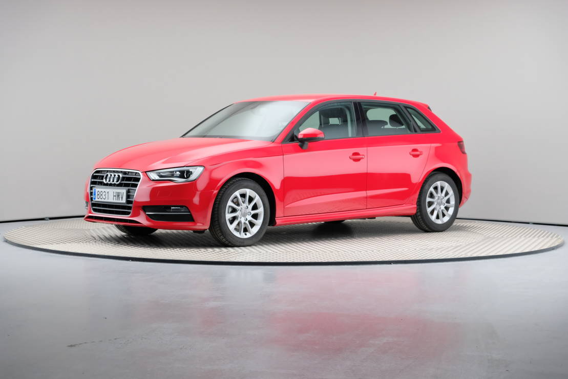 Audi A3 Sportback 1.6TDI ultra Attracted, 360-image0