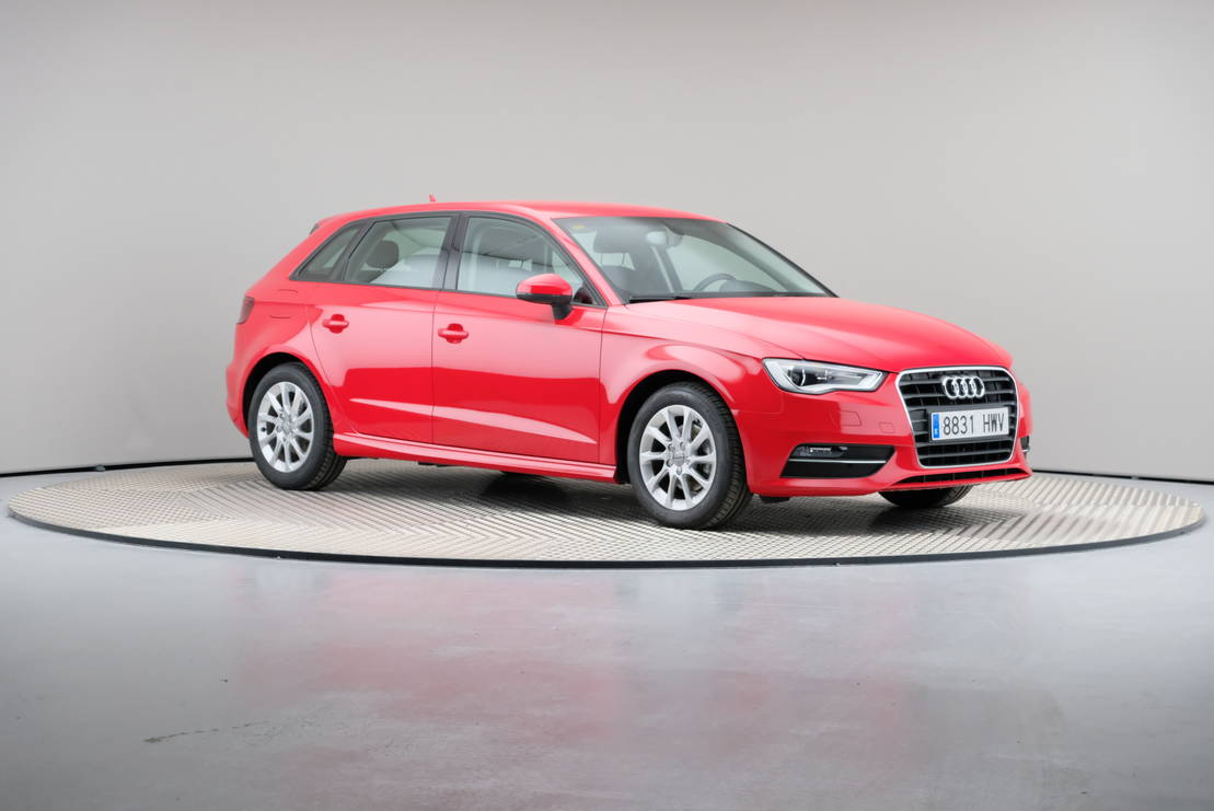 Audi A3 Sportback 1.6TDI ultra Attracted, 360-image27
