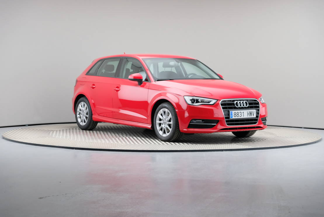 Audi A3 Sportback 1.6TDI ultra Attracted, 360-image28