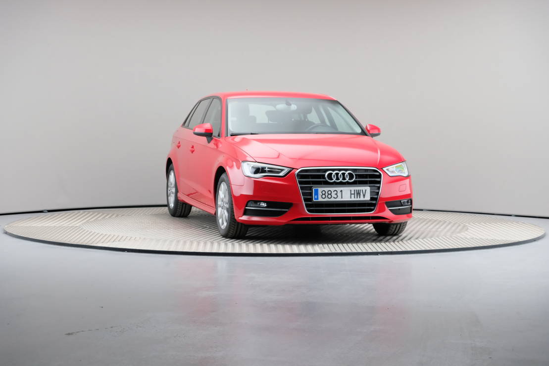 Audi A3 Sportback 1.6TDI ultra Attracted, 360-image30