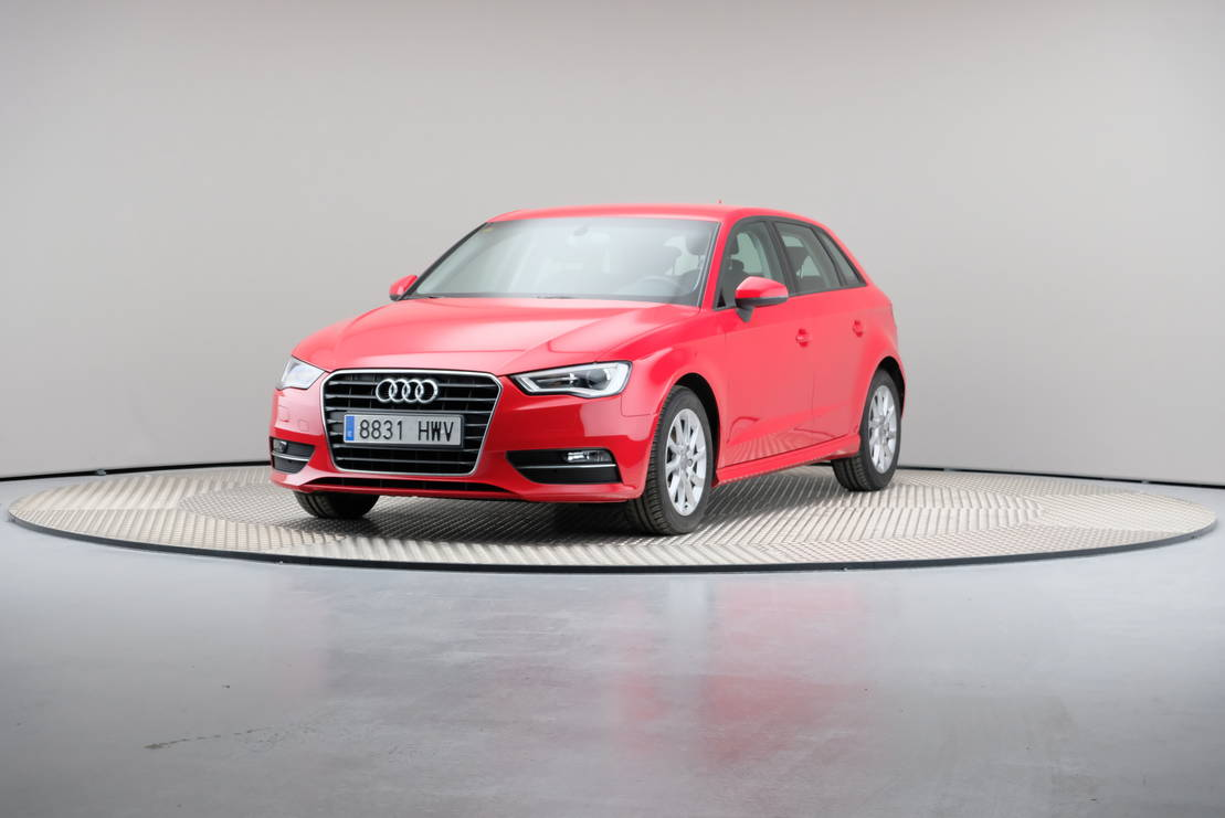 Audi A3 Sportback 1.6TDI ultra Attracted, 360-image34