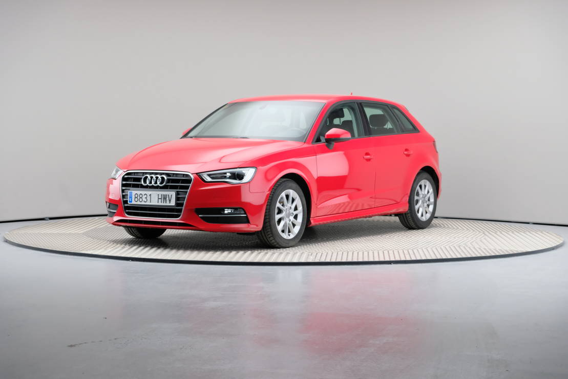 Audi A3 Sportback 1.6TDI ultra Attracted, 360-image35