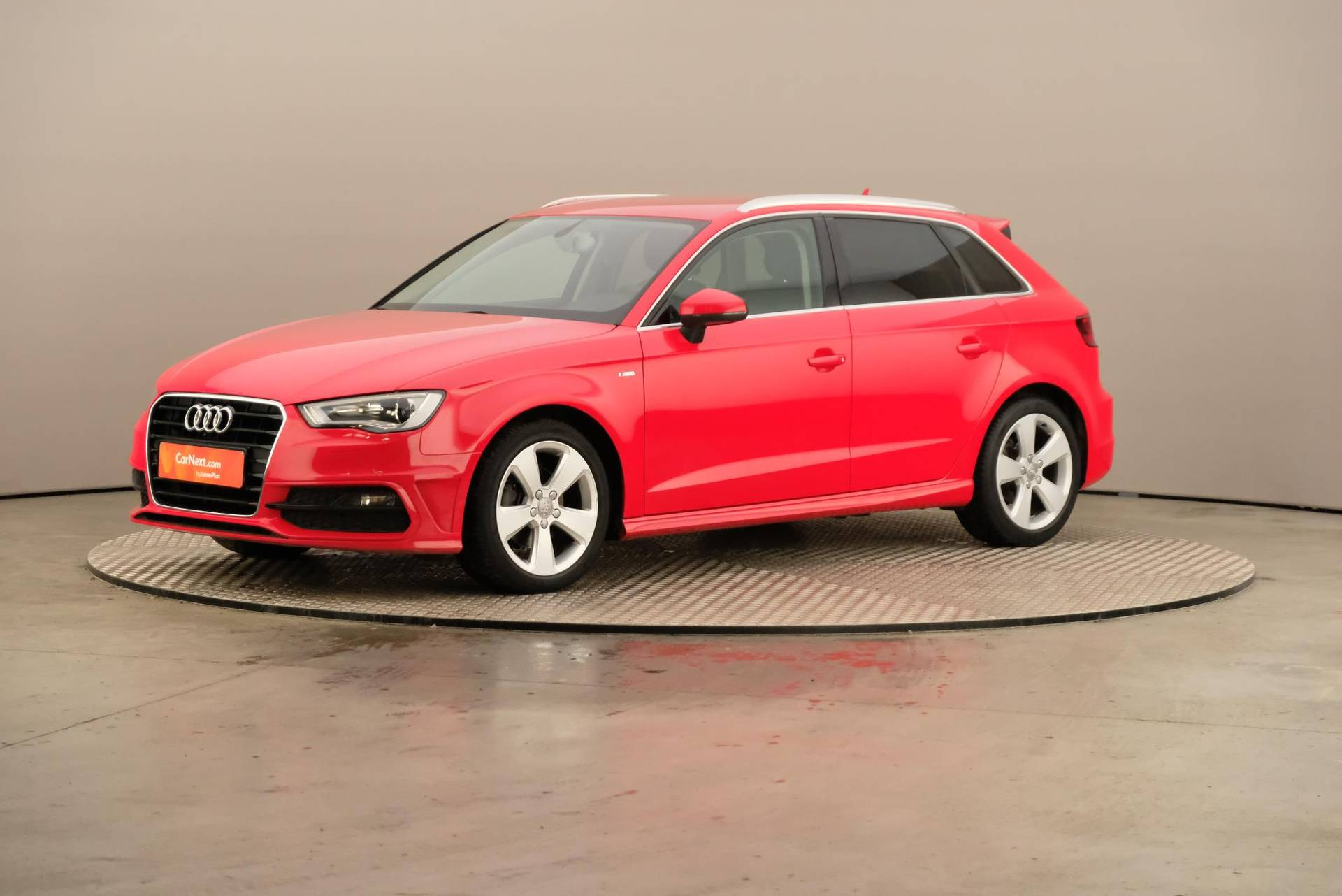 Audi A3 1.6 TDi Ambition PACK SPORT DESIGN XENON GPS PDC CRUISE CONTROL, 360-image0