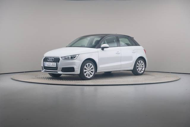 Audi A1 Sportback 1.4TDI Attracted-360 image-0