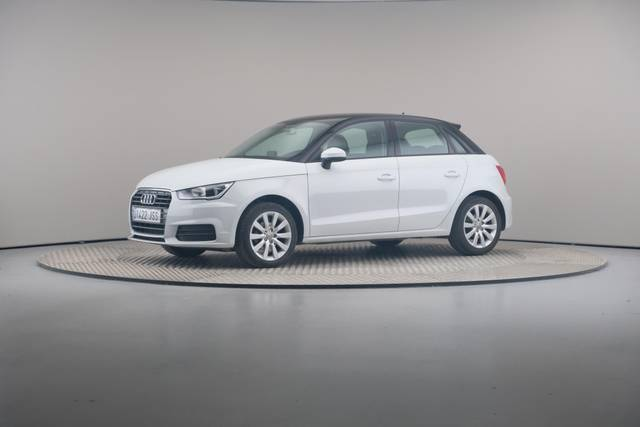 Audi A1 Sportback 1.4TDI Attracted-360 image-1