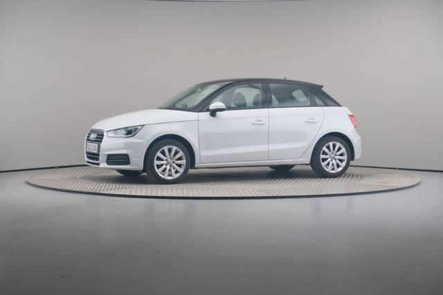 Audi A1 Sportback 1.4TDI Attracted-360 image-2