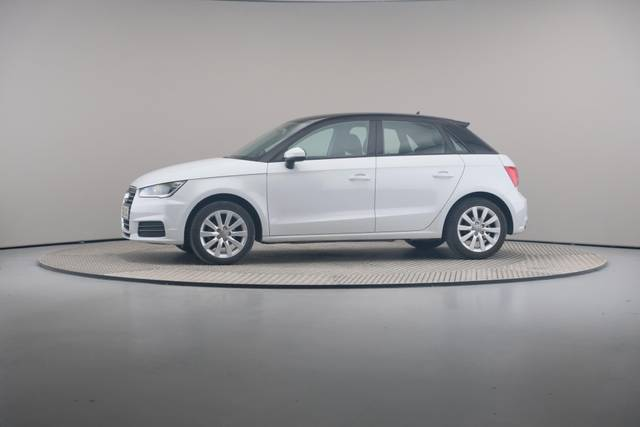 Audi A1 Sportback 1.4TDI Attracted-360 image-3