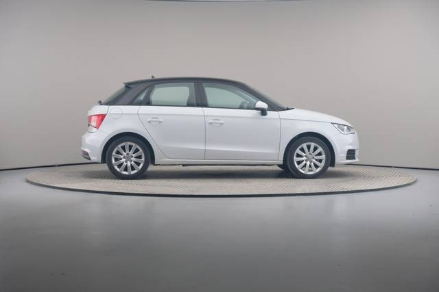 Audi A1 Sportback 1.4TDI Attracted-360 image-22