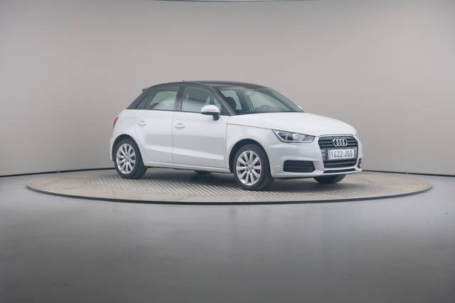 Audi A1 Sportback 1.4TDI Attracted-360 image-27