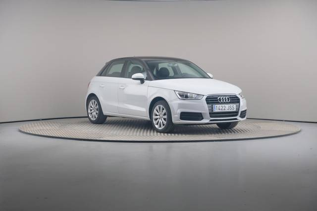 Audi A1 Sportback 1.4TDI Attracted-360 image-28