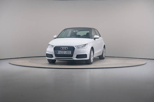 Audi A1 Sportback 1.4TDI Attracted-360 image-33