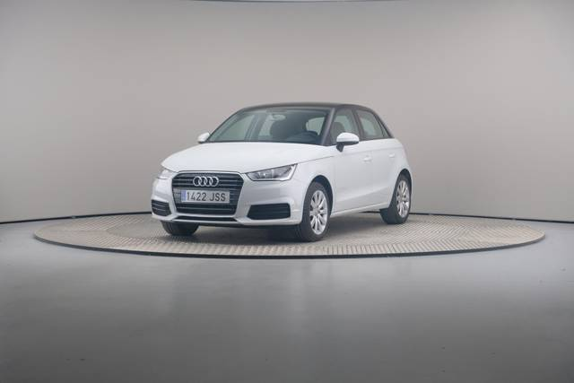 Audi A1 Sportback 1.4TDI Attracted-360 image-34