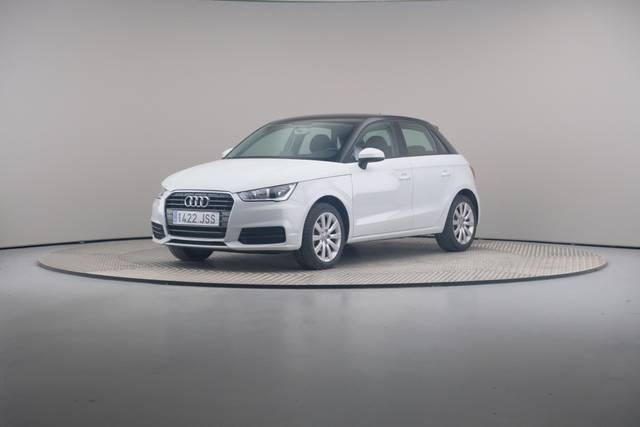Audi A1 Sportback 1.4TDI Attracted-360 image-35