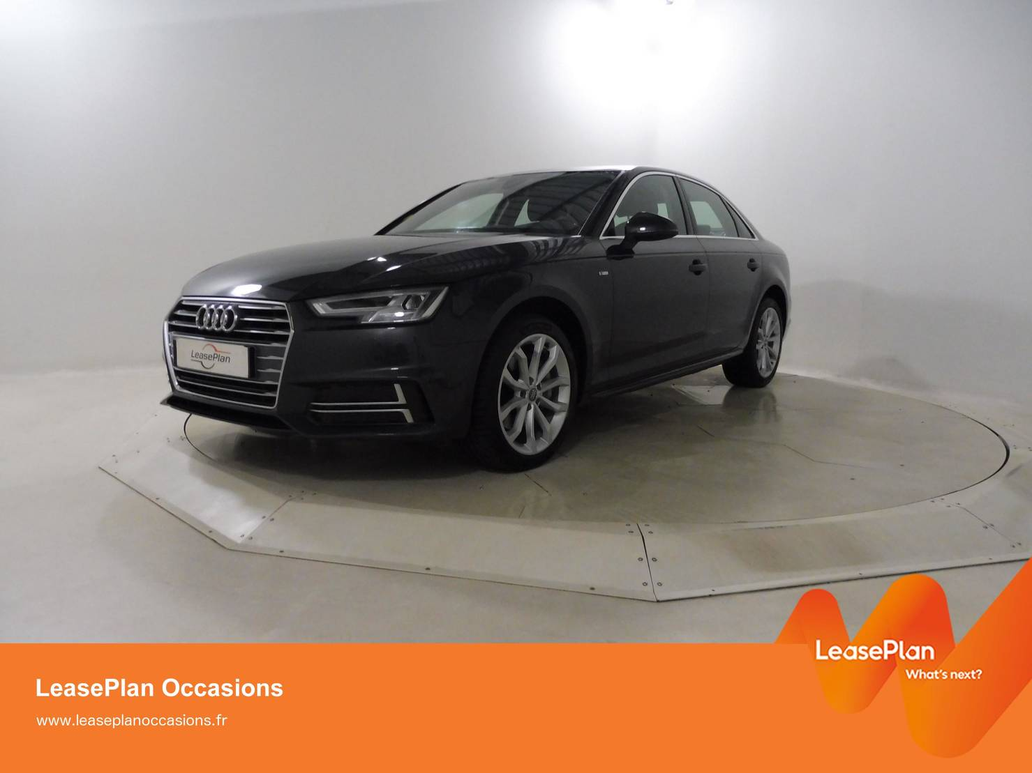 Audi A4 2.0 TDI 190 S tronic 7, Design Luxe detail1