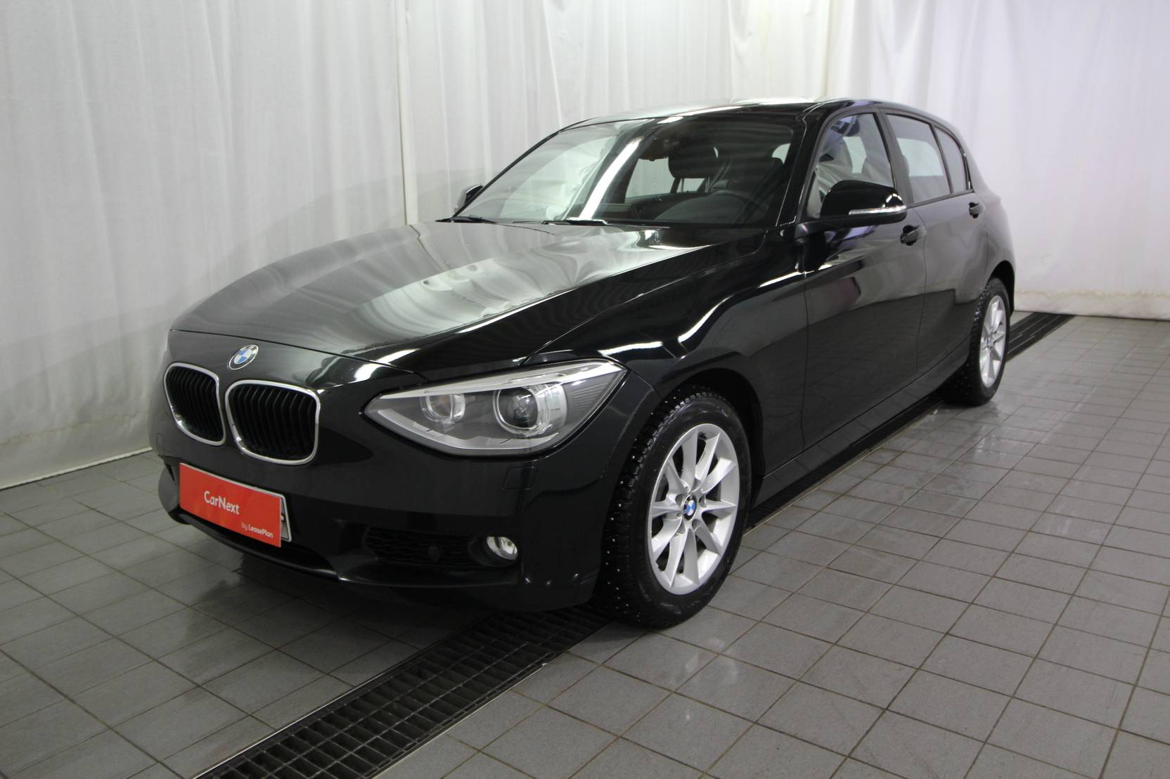 BMW 1 Serie 118i Twinpower Turbo A Business detail1