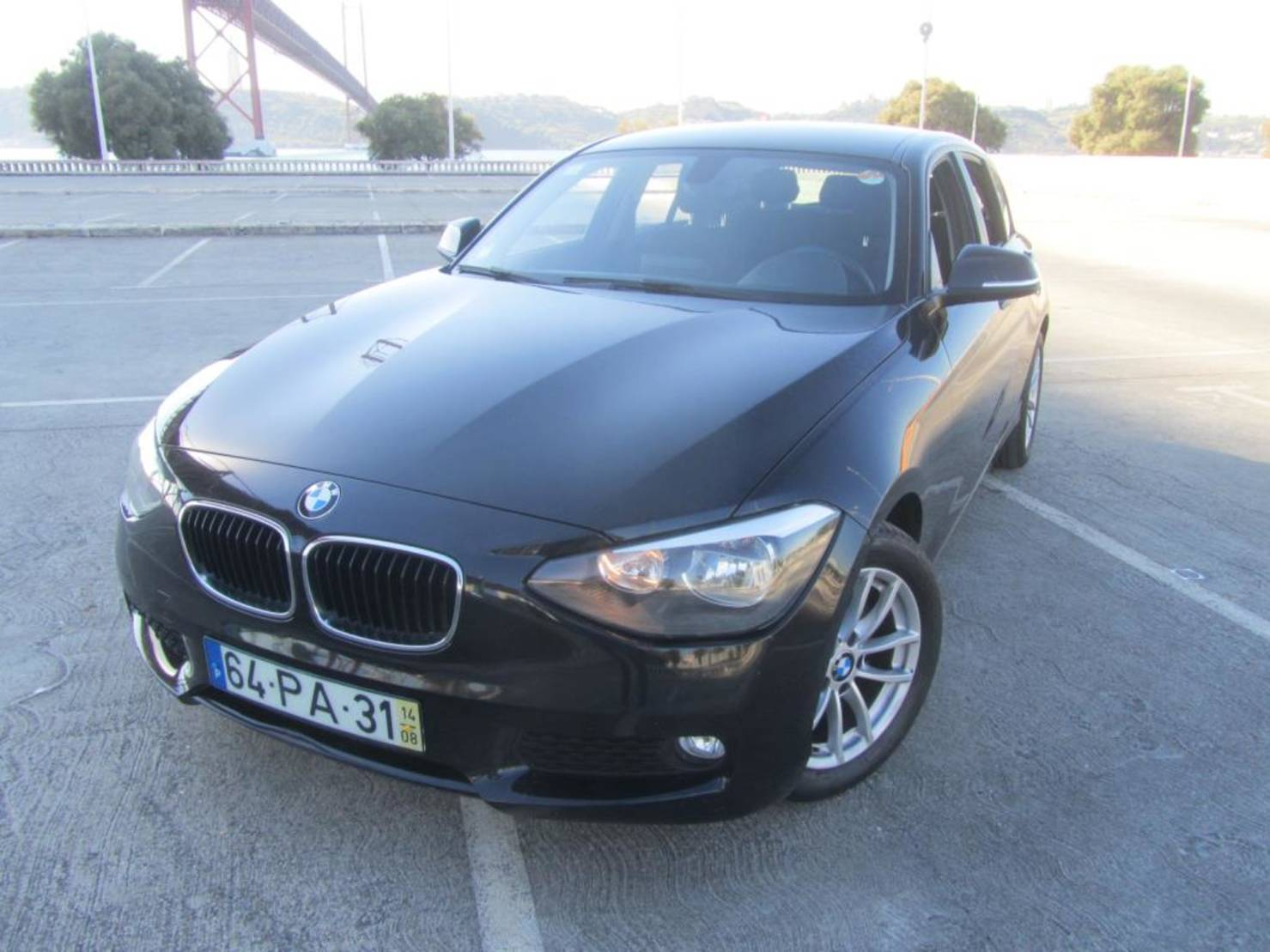 BMW 1 Serie 116 d EfficientDynamics detail1