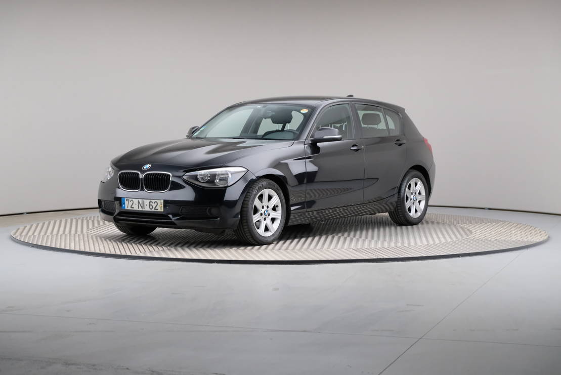 BMW 1 Serie 116d EfficientDynamics Edition, 360-image0