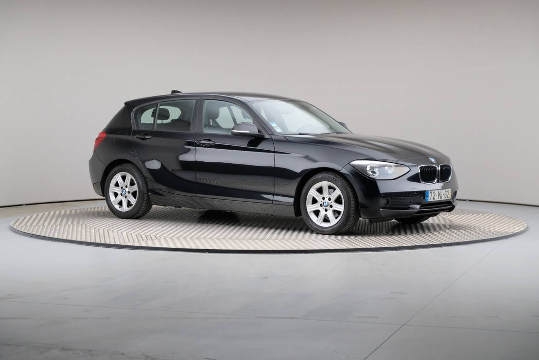 BMW 1 Serie 116d EfficientDynamics Edition, 360-image27