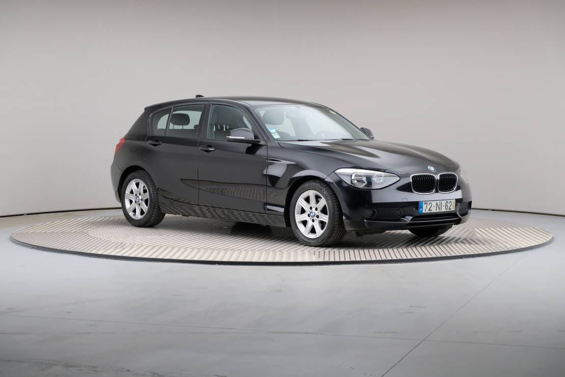 BMW 1 Serie 116d EfficientDynamics Edition, 360-image28