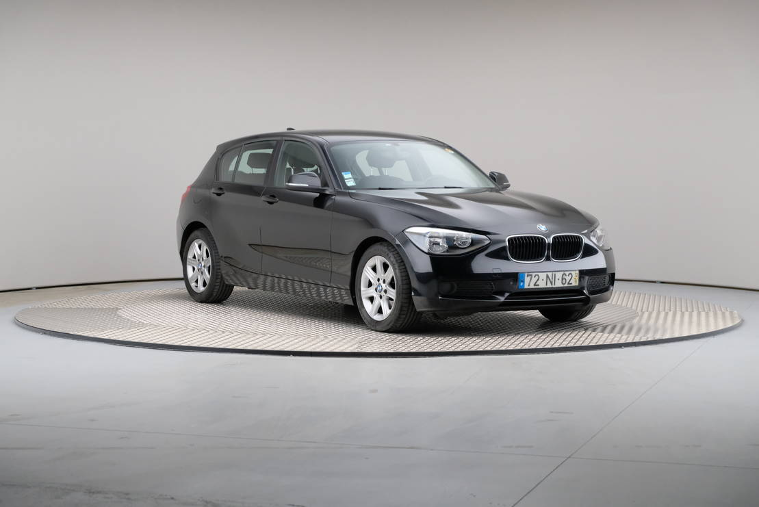 BMW 1 Serie 116d EfficientDynamics Edition, 360-image29