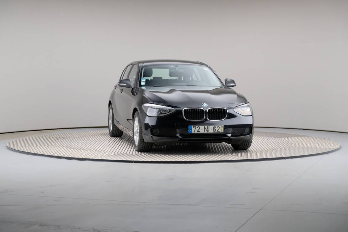 BMW 1 Serie 116d EfficientDynamics Edition, 360-image31