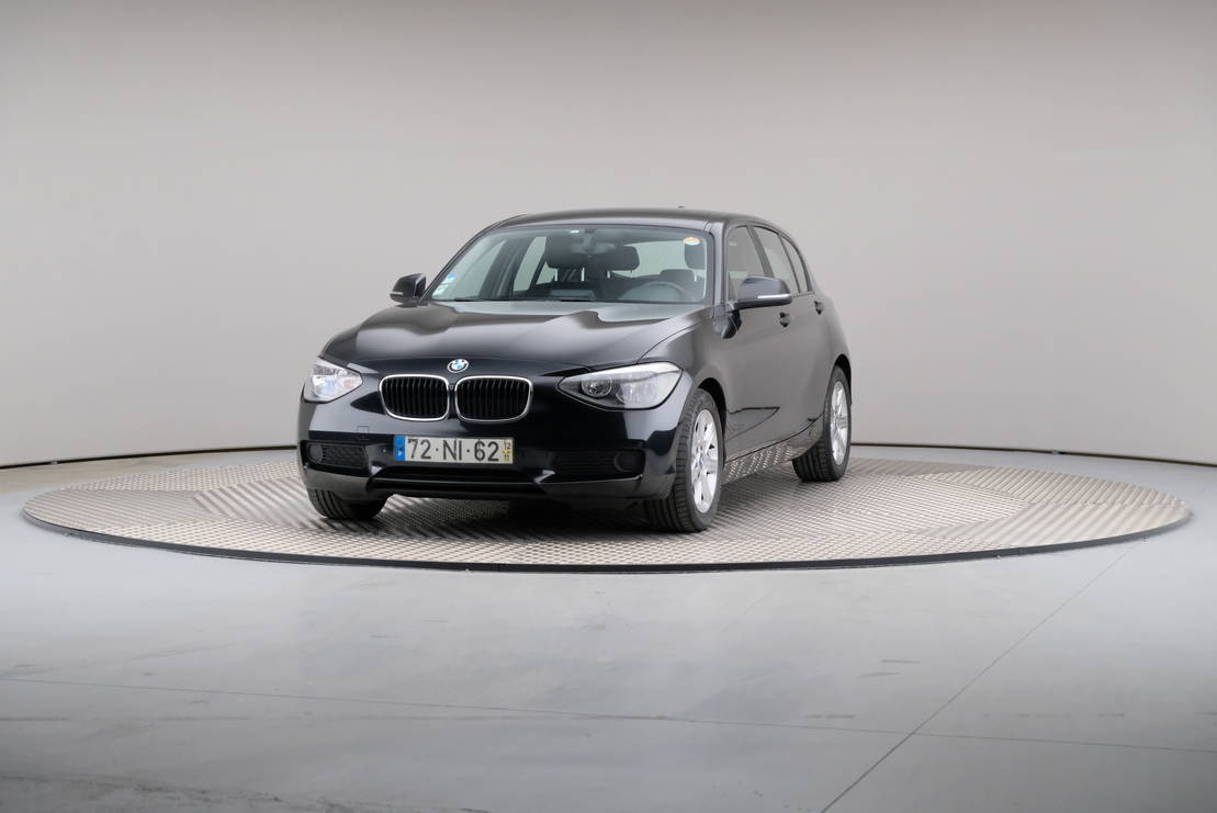 BMW 1 Serie 116d EfficientDynamics Edition, 360-image34